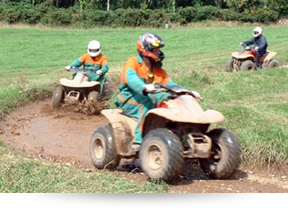 Go Karts and Quadbikes